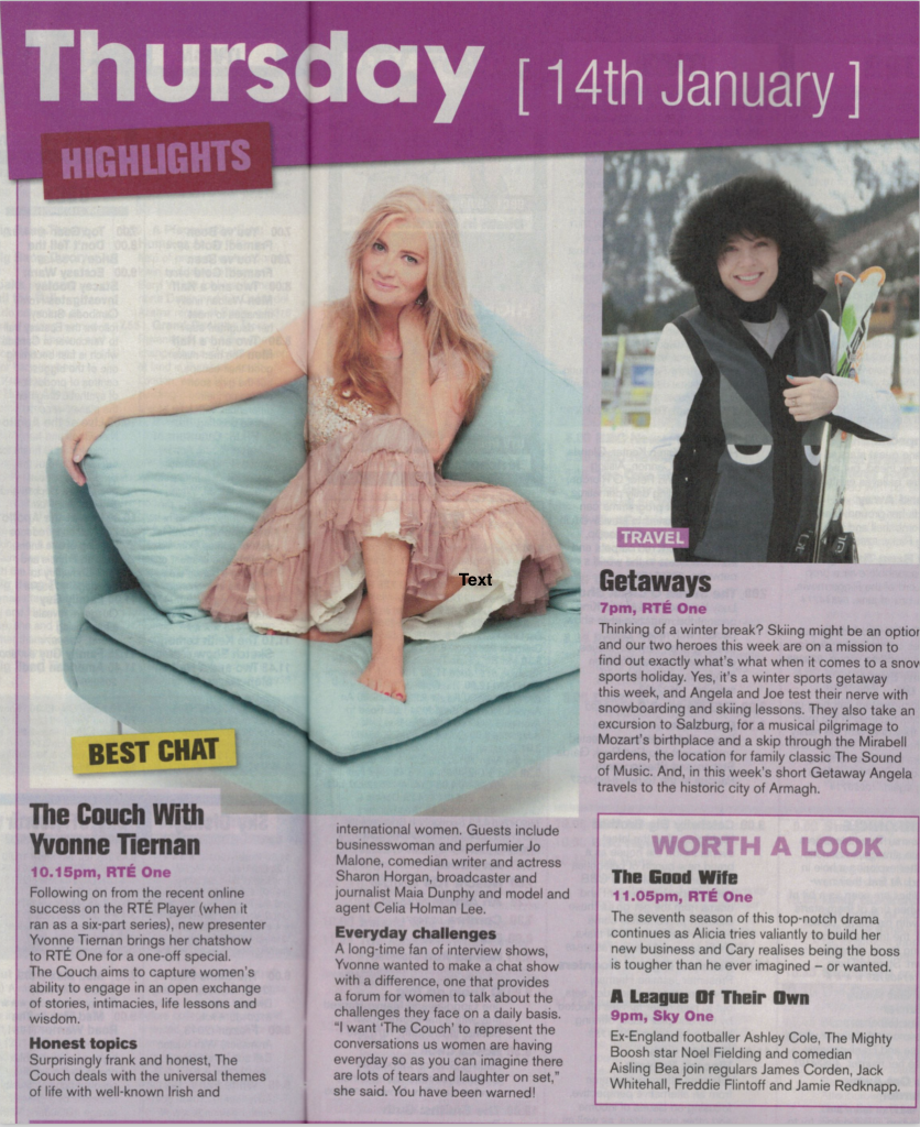 TV Now Magazine